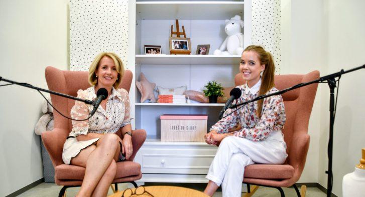 Sonia Pypaert en An-Katrien Casselman - Podcast - Onder mama's: gezin en carrière combineren