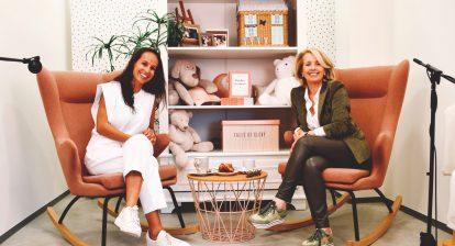Ann Van Elsen en Sonia Pypaert - advies echtscheiding - Podcast - Onder mama's