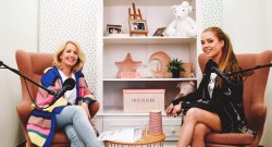 Podcast met An-Katrien Casselman en Sonia Pypaert - advies over gezin en carrière