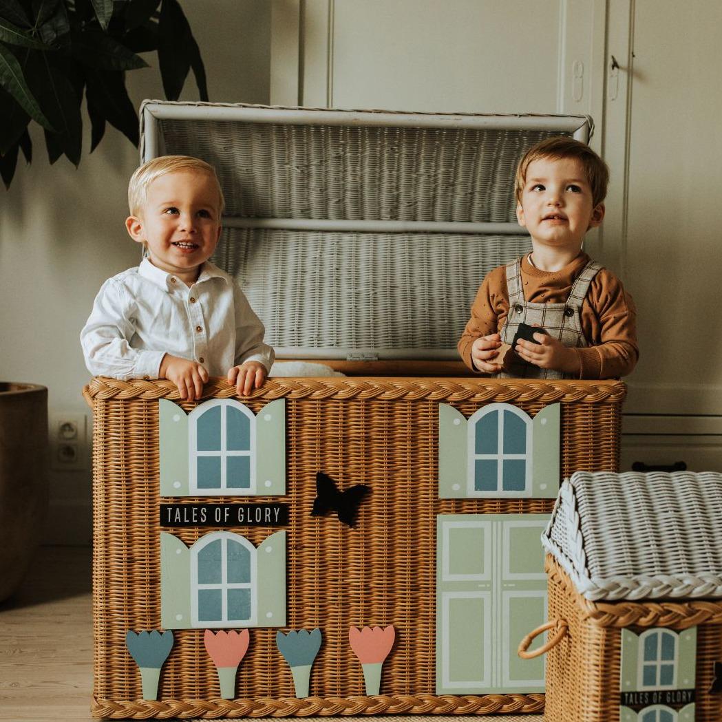 Droomhuisje geschenk kinderen kinderkamer