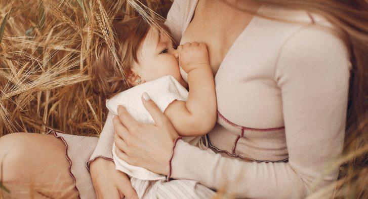 Borstvoeding geven tijdens corona