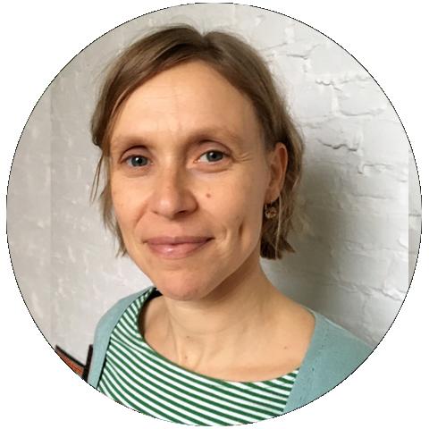 Inge Van Gorp experte Onder mama's relaxatietherapie