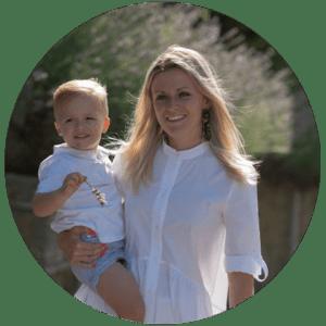 Jasmijn Malfliet kinderpsychologe experte onder mama's