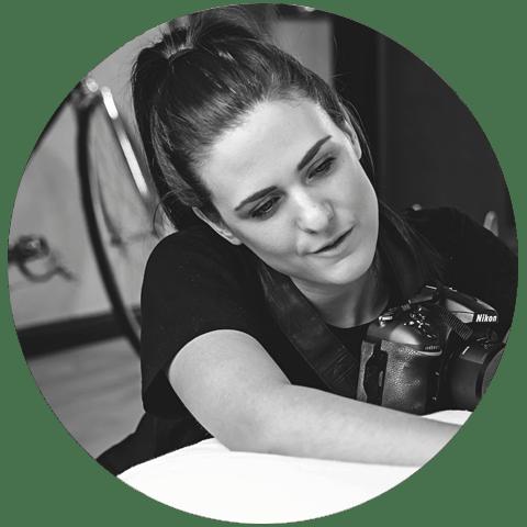 Julie Van Brabant fotografe expert onder mama's