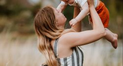 mama verhaal ervaring roze wolk moederschap