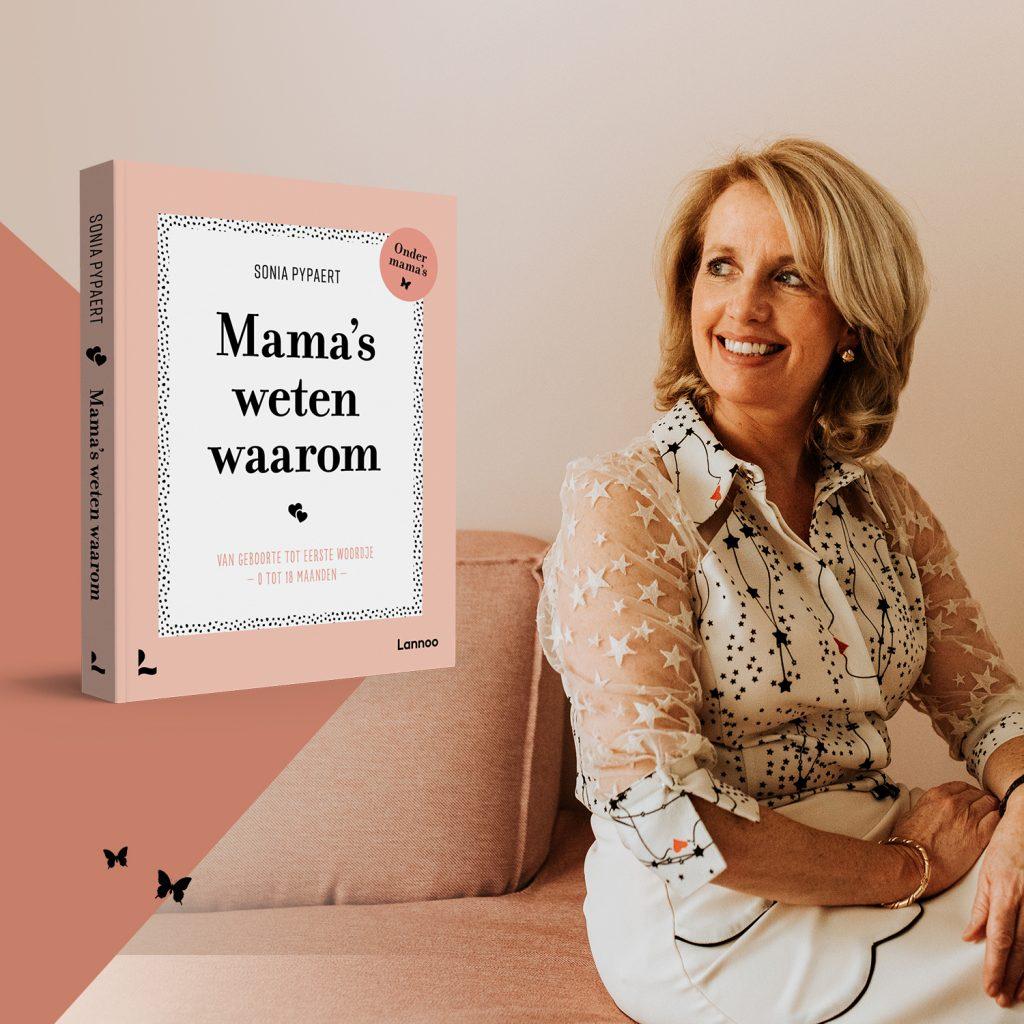 Banner Mama's weten waarom - Sonia Pypaert 3 zonder vlinders