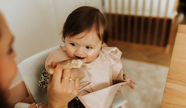 vaste voeding onder mama's