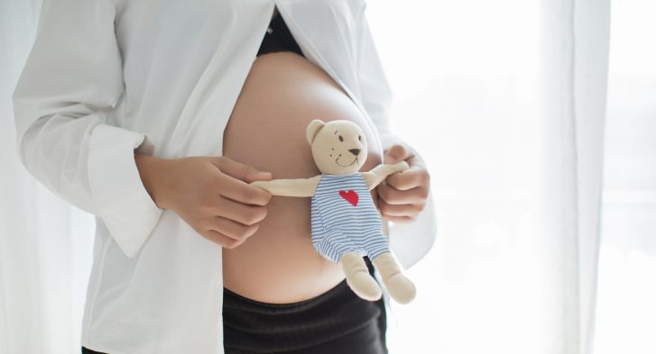 intense band opbouwen mama en baby tijdens zwangerschap tips
