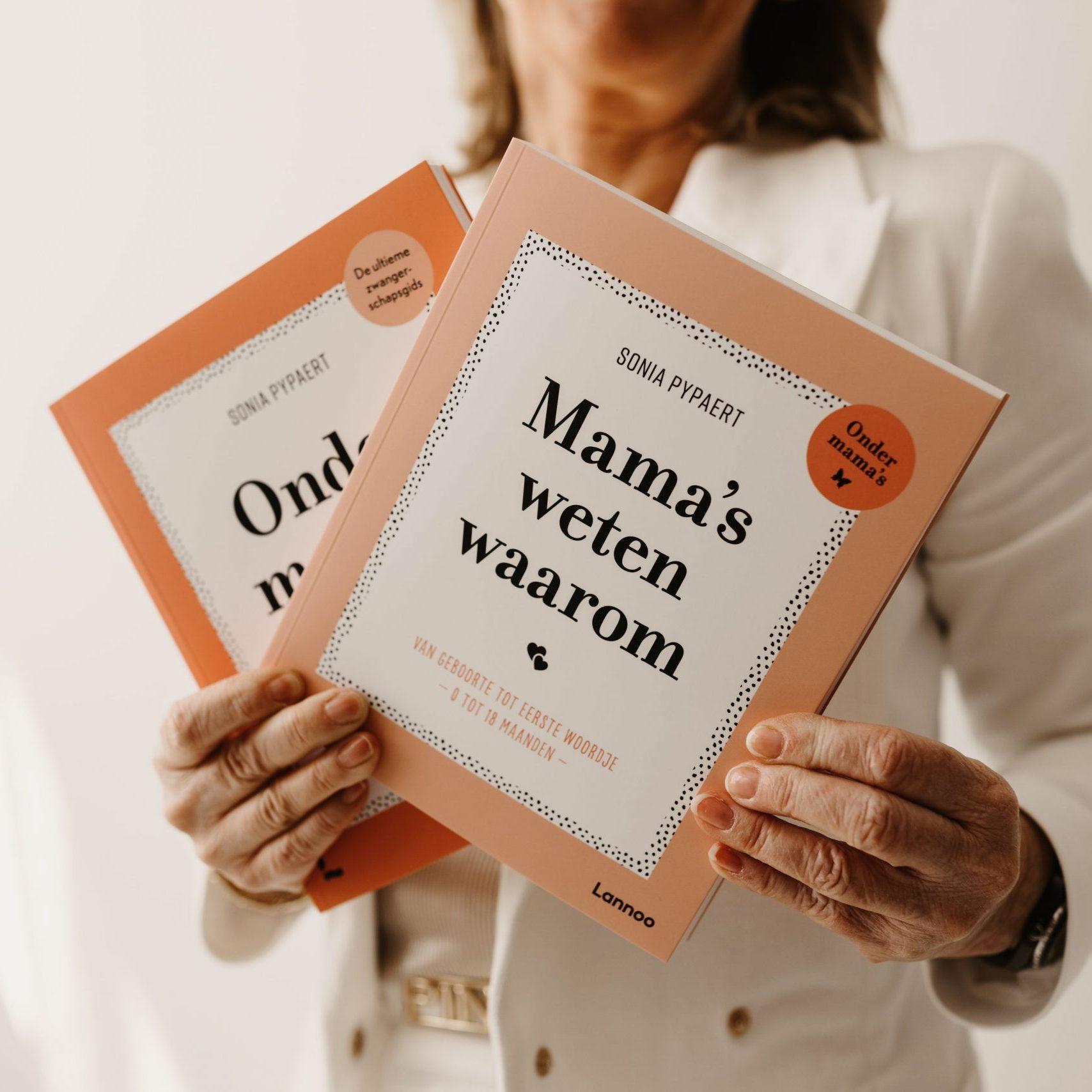 Boeken Onder mama's mama's weten waarom sonia pypaert zwangerschap baby