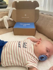 OYO test review andere mama's monitor en camera