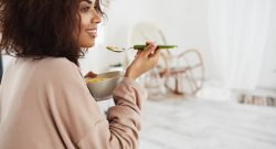 voeding postnataal herstel onder mamas