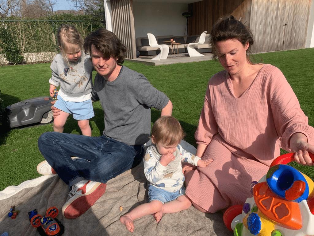 kinderwens eindelijk in vervulling onder mama's