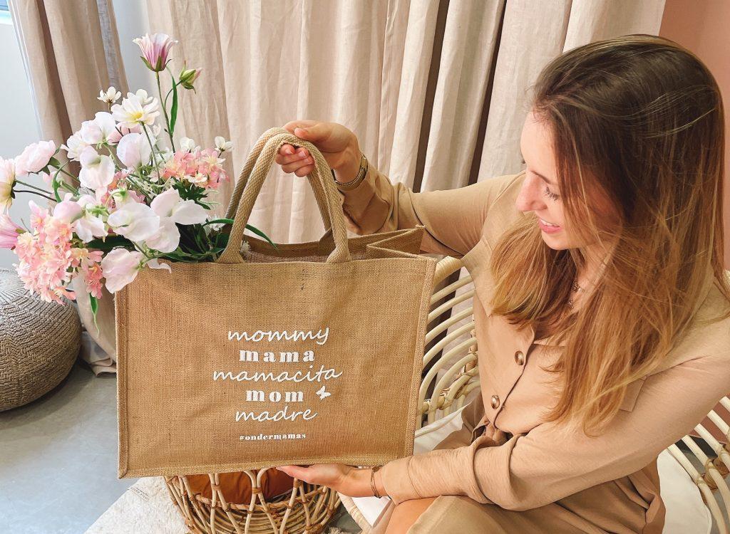 mom bag mommy tas shopper