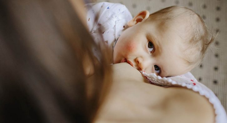 borstvoeding mythes onder mama's